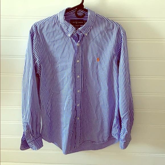 Ralph Lauren Tops - Ralph Lauren Button Up